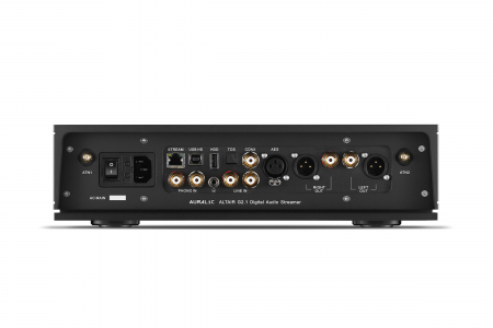 Streamer/ DAC/ Preamplificator Auralic Altair G2.1 [1]