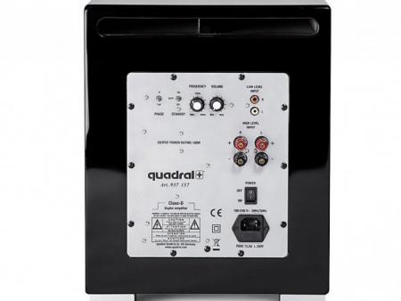 Subwoofer Quadral Qube 10 Active1