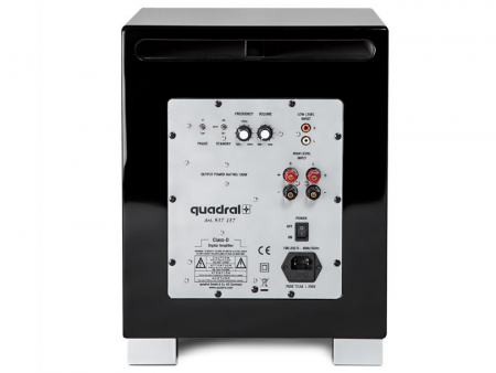 Subwoofer Quadral Qube 8 Active1
