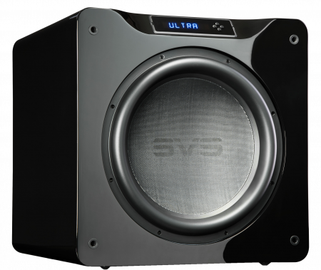 Subwoofer SVS SB16-ULTRA Black Gloss2