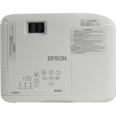 Videoproiector EPSON EB-E01, XGA 1024 x 768, 3300 lumeni, 15000:1 [2]