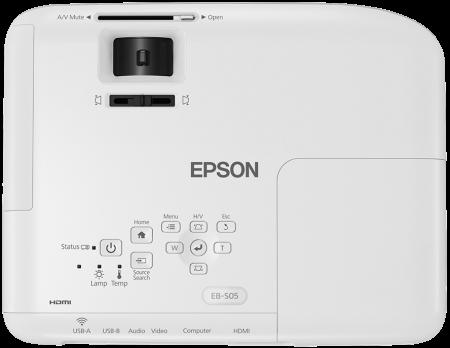 Videoproiector Epson EB-S052