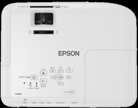 Videoproiector Epson EB-W052