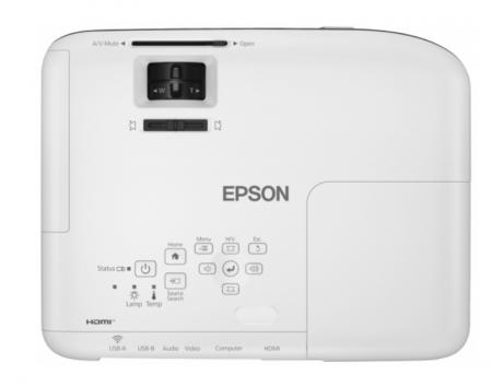 Videoproiector EPSON EB-W51, WXGA 1280 x 800, 4000 lumeni, 16000:1 [3]