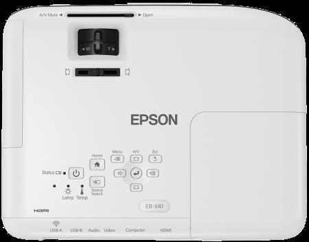 Videoproiector Epson EB-X412