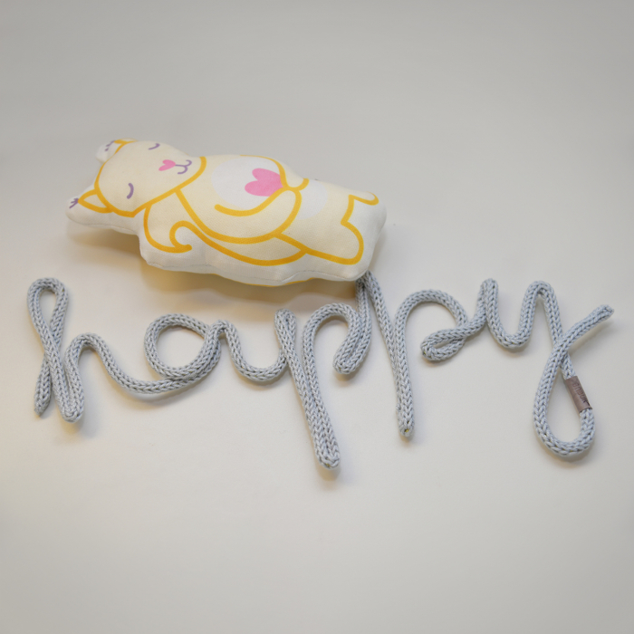 """Decor Perete """"happy"""" [0]"""