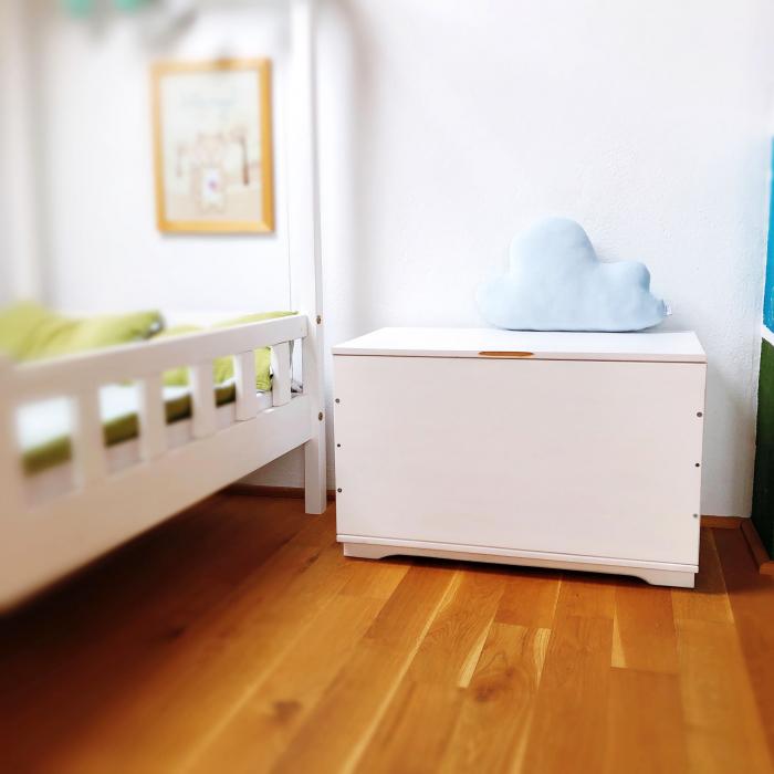 Ladă depozitare jucării Montessori / Lemn masiv 1