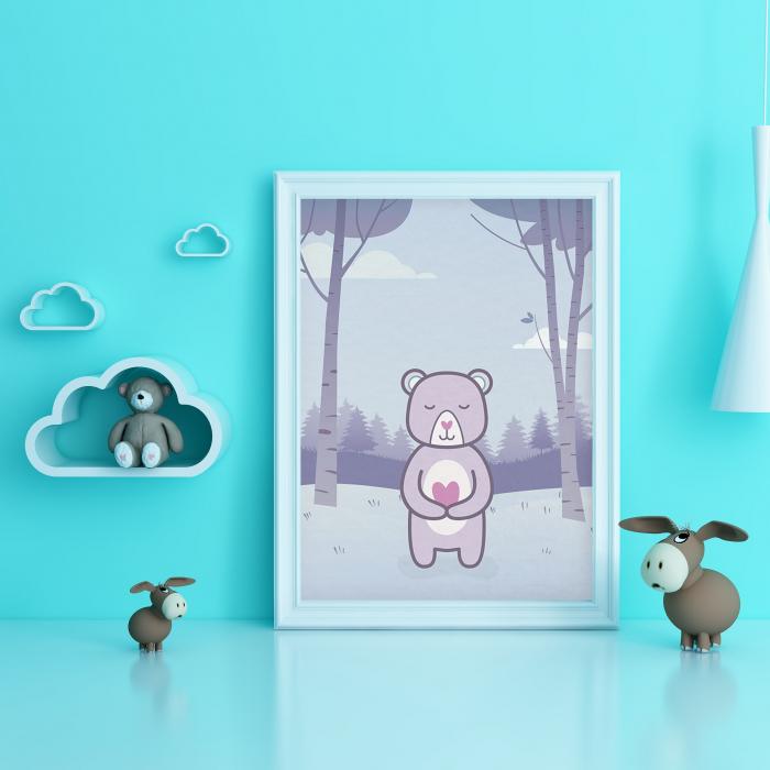 Poster Ursuleț [0]