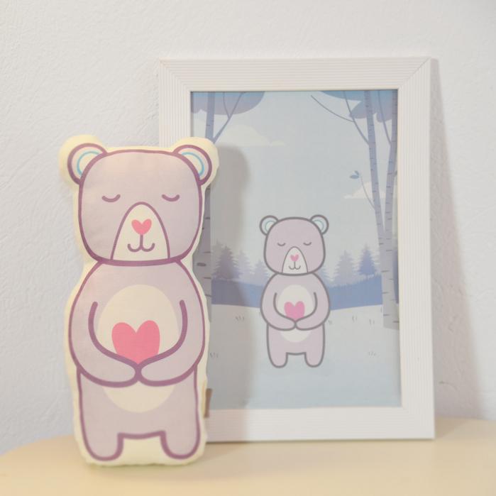 Poster Ursuleț 1