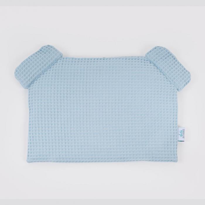 Set Pătură & Pernă, Albastru 2