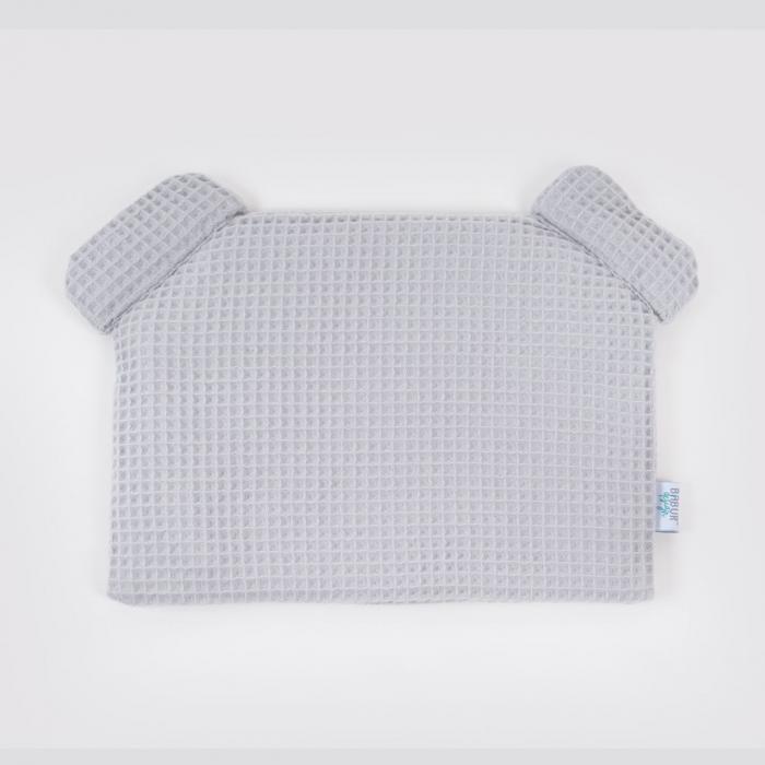 Set Pătură & Pernă, Gri 2