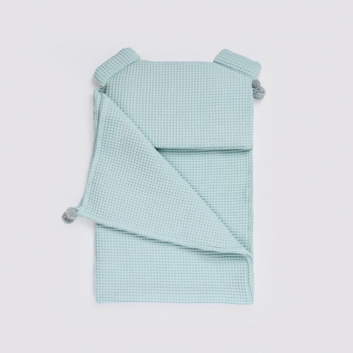 Set Pătură & Pernă, Mentă 4