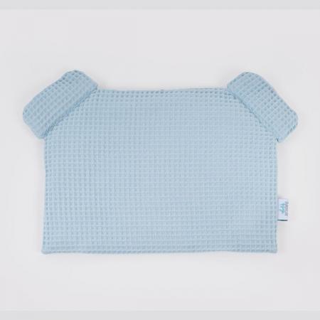 Set Pătură & Pernă, Albastru2