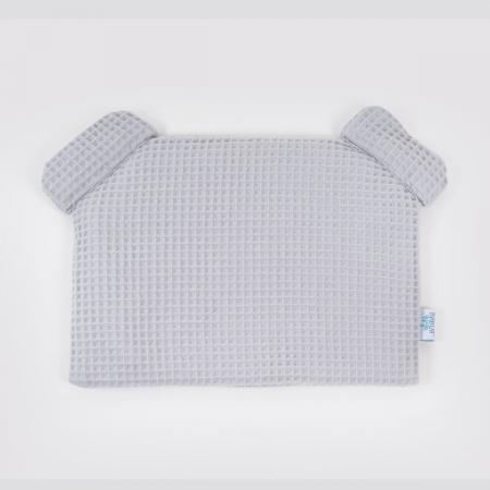 Set Pătură & Pernă, Gri2
