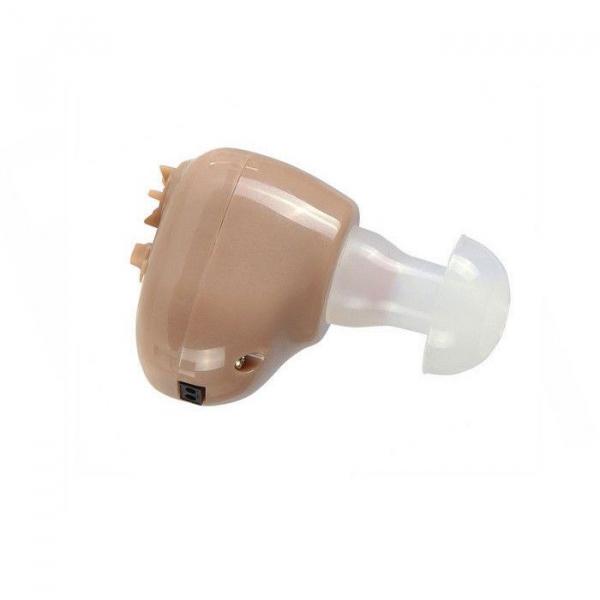 Amplificator de sunet GreatEars™ G12 Premium , cu acumulator, autonomie pana la 40 ore, 130 dB , 3 accesorii, pentru adulti 0