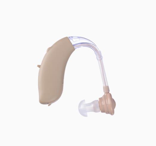 Amplificator de sunet GreatEars™ G20B Premium , cu baterii , autonomie pana la 500 ore, 130 dB, 3 accesorii, pentru adulti 0