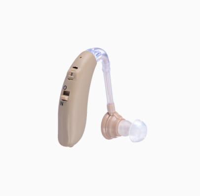 Amplificator de sunet GreatEars™ G20B Premium , cu baterii , autonomie pana la 500 ore, 130 dB, 3 accesorii, pentru adulti 1