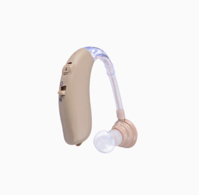 Amplificator de sunet GreatEars™ G20B Premium , cu baterii , autonomie pana la 500 ore, 130 dB, 3 accesorii, pentru adulti 2
