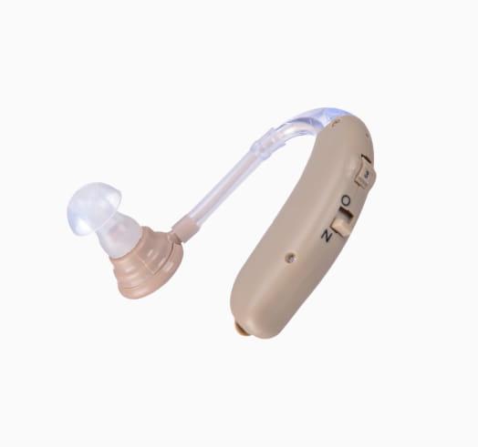 Amplificator de sunet GreatEars™ G20B Premium , cu baterii , autonomie pana la 500 ore, 130 dB, 3 accesorii, pentru adulti 8
