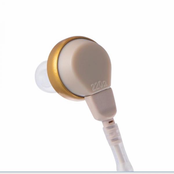 Amplificator de sunet GreatEars™ G21 Mini Premium , cu baterie, autonomie pana la 280ore, 128 dB , 3 accesorii, pentru adulti 5