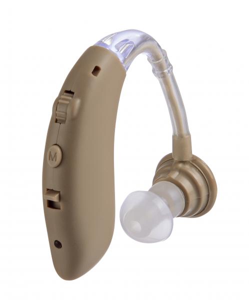 Amplificator de sunet GreatEars™ G25 Premium , cu acumulator, autonomie pana la 100 ore, 130 dB , 3 accesorii, pentru adulti 3