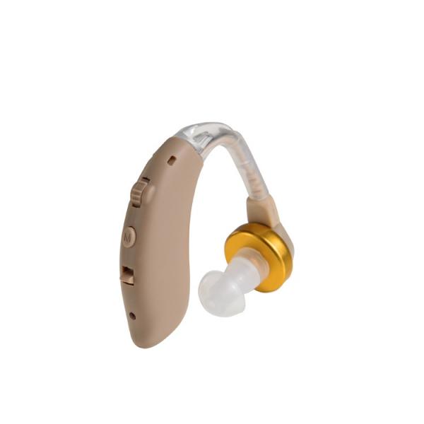 Amplificator de sunet GreatEars™ G25L Premium , cu acumulator, autonomie pana la 100 ore, 130 dB , 3 accesorii, pentru adulti 0