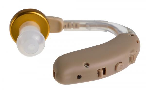 Amplificator de sunet GreatEars™ G25L Premium , cu acumulator, autonomie pana la 100 ore, 130 dB , 3 accesorii, pentru adulti 6