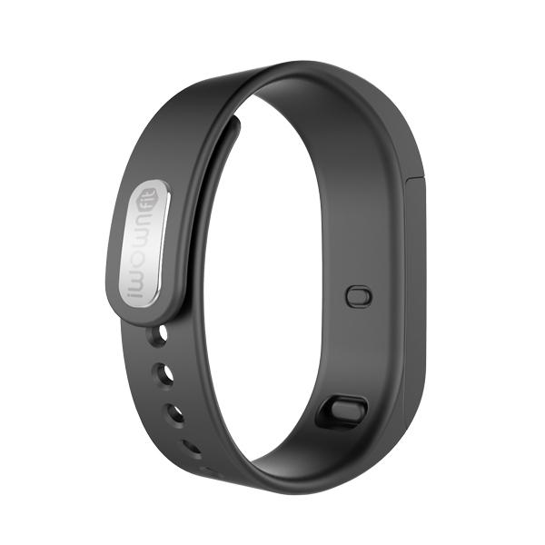 Bratara fitness MoreFIT™ i5+ , BT 4.0 , rezistenta la apa IP65, notificare sedentarism , apeluri ,sms si aplicatii, Android, iOS, vibratii, negru 1
