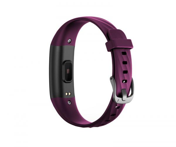 Bratara fitness MoreFIT™ S5, BT 4.0, Puls, Oxigen, Mod sport 5 sporturi, Ecran Color, Rezistenta la Apa IP68, Notificari apeluri, Android, iOS, Smart Breath Lamp, Negru 1