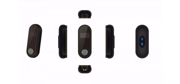 Bratara fitness MoreFIT™ XMBand 2 , BT 4.0, heart rate, rezistenta apa, notificari apeluri, super usoara, stand by 10 zile, negru 4