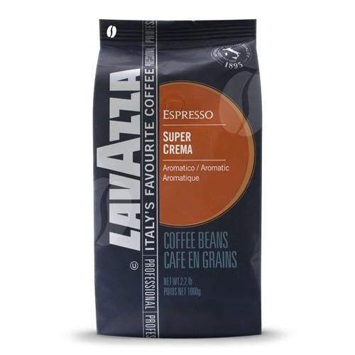 Cafea Boabe Lavazza, 1 kg Super Crema [0]