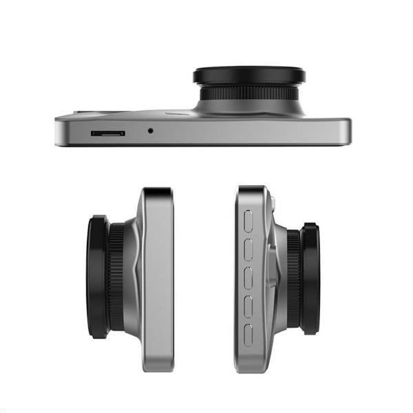 Camera auto DVR FreeWay™ A10, FullHD 1080p@30Fps, camera dubla, G-senzor, lentile Sony , super night vision, suport prindere, 4 inch LCD, unghi de filmare 170 grade, inregistrare ciclica ( bucla , loo 1