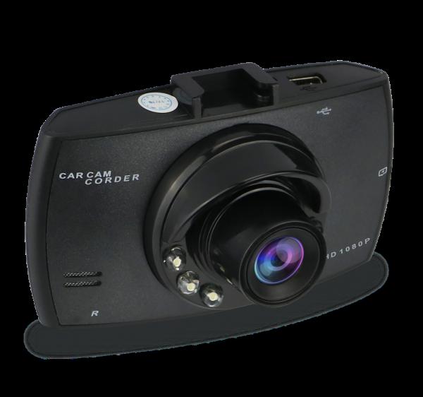 Camera auto DVR FreeWay™ G30, FullHD 1080p@30Fps, camera dubla, G-senzor, lentile Sony , super night vision, suport prindere, 2.7 inch LCD, unghi de filmare 120 grade, inregistrare ciclica ( bucla , l 1