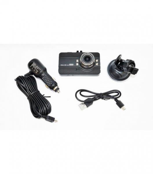 """Camera Auto DVR FreeWay™ T628, FullHD 1080p@30Fps, G-senzor, Lentile Sony, Super Night Vision, Suport prindere, Display 3"""" LCD, Unghi De Filmare 170 Grade, Detectare miscare, Inregistrare Ciclica ( bu 5"""