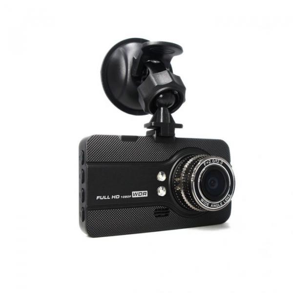 """Camera Auto DVR FreeWay™ T628, FullHD 1080p@30Fps, G-senzor, Lentile Sony, Super Night Vision, Suport prindere, Display 3"""" LCD, Unghi De Filmare 170 Grade, Detectare miscare, Inregistrare Ciclica ( bu 1"""