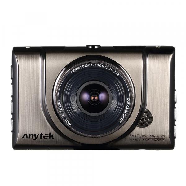 Camera auto DVR FreeWay™ T633, 1080p 30Fps FullHD, G-senzor, lentile Sony , super night vision, suport prindere , 2.2 inch LCD, unghi de filmare 140 grade, inregistrare ciclica ( bucla , looping ) , n [0]