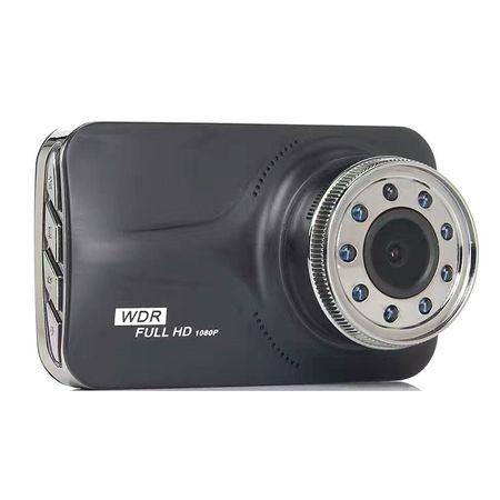 """Camera Auto DVR FreeWay™ T638, FullHD 1080p@30Fps, G-senzor, Lentile Sony, Super Night Vision, Suport prindere, Display 3"""" LCD, Unghi De Filmare 170 Grade, Detectare miscare, Inregistrare Ciclica ( bu 0"""