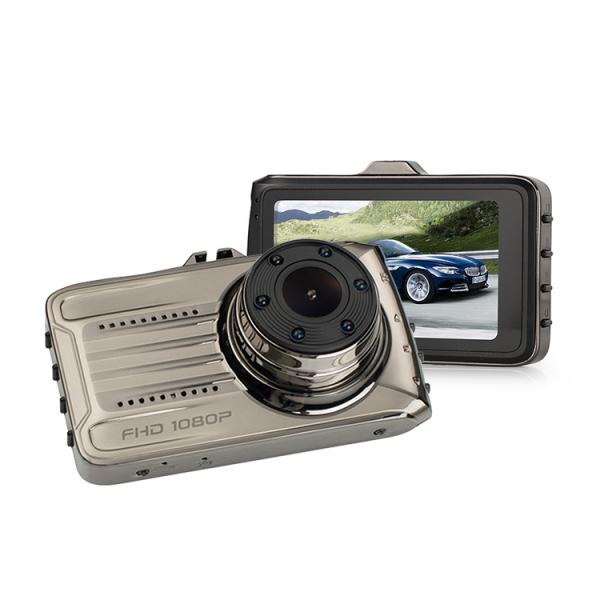 """Camera Auto DVR FreeWay™ T666, FullHD 1080p 30Fps, G-senzor, Lentile Sony, Super Night Vision, Suport prindere, Display 3"""" LCD, Unghi De Filmare 170 Grade, Detectare miscare, Inregistrare Ciclica ( bu [0]"""