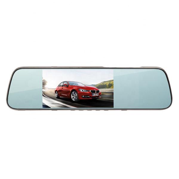 Camera Auto Oglinda Smart TouchScreen DVR FreeWay™ L1005, camera dubla, 2MP 1080p FullHD, G-senzor, lentile Sony , super night vision, suport prindere , 5 inch HD LCD, unghi de filmare 140 grade, inre 6