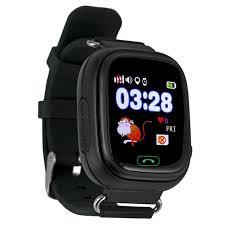 "Ceas smartwatch GPS copii MoreFIT™ GW100 Plus , cu GPS si functie telefon, Wi-Fi, ecran 1.22"" touchscreen, Bluetooth, tripla pozitionare, Buton SOS, vibratii, Negru + SIM prepay cadou 3"