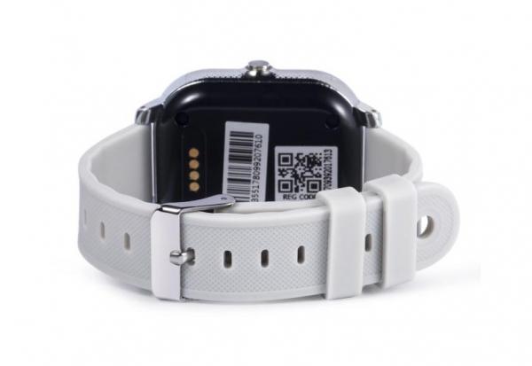 Ceas smartwatch GPS copii MoreFIT™ GW700s, cu GPS si functie telefon, Wi-Fi, monitorizare spion, rezistent la soc, praf si apa, touchscreen, buton SOS, perimetru siguranta , istoric locatie GPS, mod s [2]