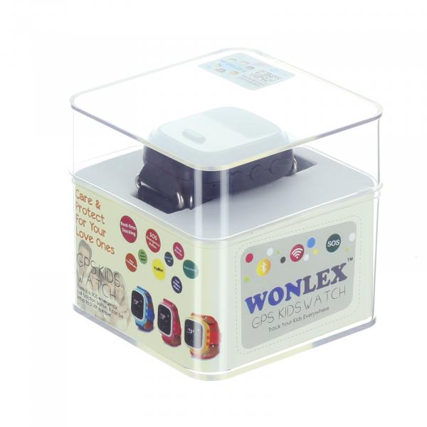 Ceas smartwatch GPS copii MoreFIT™ GW900s, cu GPS si functie telefon, monitorizare spion, pozitie GPS si LBS, buton SOS, Negru + SIM prepay cadou [5]