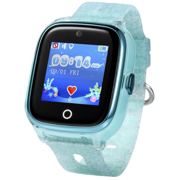 Ceas smartwatch GPS copii MoreFIT™ KT01 Pro WiFi, functie telefon, localizare GPS, localizare camera foto, monitorizare spion, touchscreen, buton SOS, perimetru siguranta , istoric locatie GPS, mod si [0]