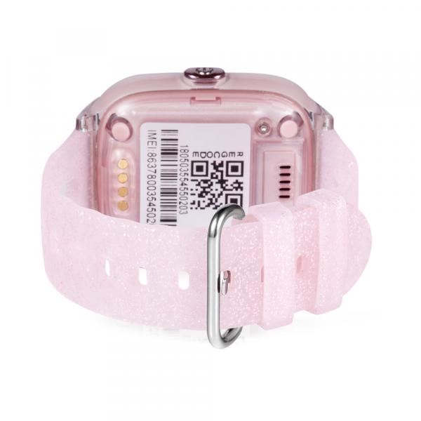 Ceas smartwatch GPS copii MoreFIT™ KT01 Pro WiFi, functie telefon, localizare GPS, localizare camera foto, monitorizare spion, touchscreen, buton SOS, perimetru siguranta , istoric locatie GPS, mod si 2