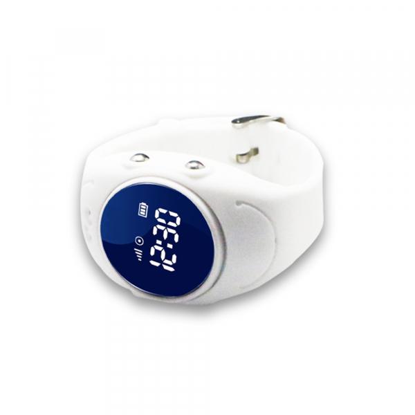 Ceas smartwatch GPS copii MoreFIT™ MX300s, functie telefon, monitorizare GPS in timp real, rezistent la apa IP67, Wi-FI, buton SOS si monitorizare spion, Alb +SIM prepay cadou [0]