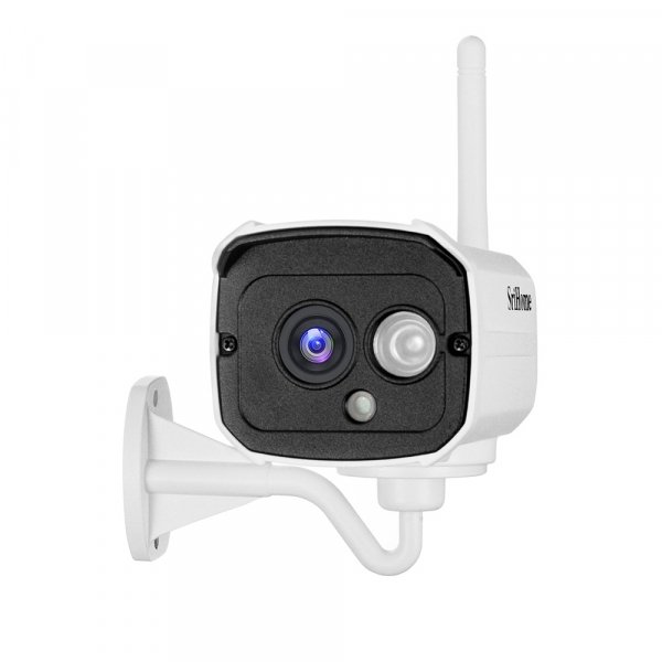 Kit supraveghere video Sricam™ NVS002 WI-FI, 2MP FullHD 1080p, rezistent la apa, hotspot, NVR, night vision 5
