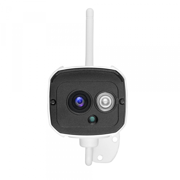 Kit supraveghere video Sricam™ NVS002 WI-FI, 2MP FullHD 1080p, rezistent la apa, hotspot, NVR, night vision 3