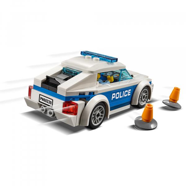 LEGO® City Police - Masina de politie pentru patrulare 60239 [1]