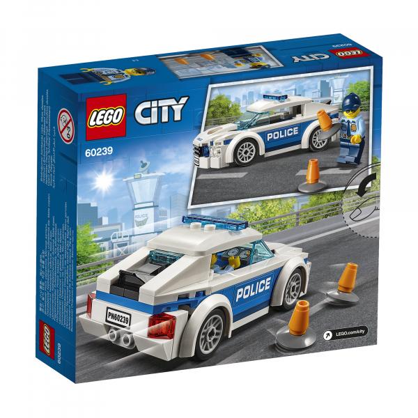 LEGO® City Police - Masina de politie pentru patrulare 60239 [3]