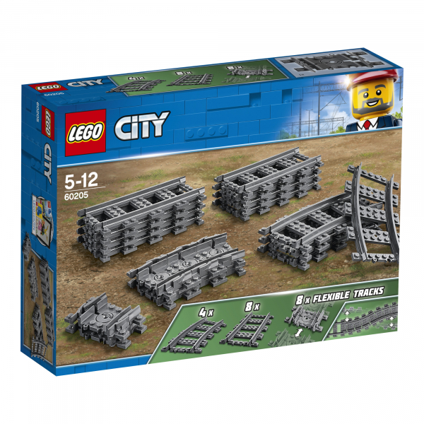 LEGO® City Sine 60205 1